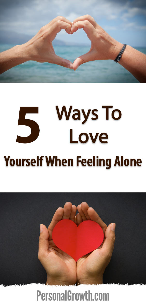 5-ways-to-love-yourself-even-when-youre-feeling-utterly-alone-pin